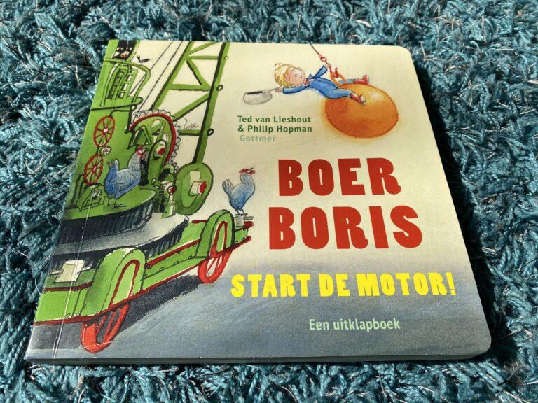 Boer Boris, start de motor WIN