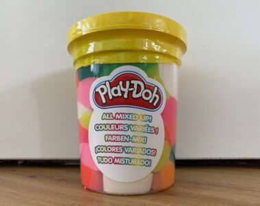Play-doh All mixed up WIN