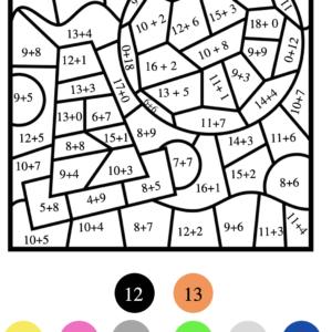 Groep 3 Kleuren op code sport