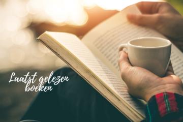Laatst gelezen boeken