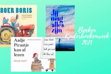 Boeken Kinderboekenweek 2021