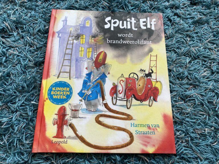 Spuit Elf wordt brandweerman