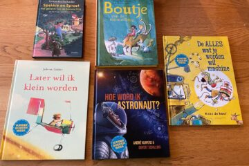 Win groot boekenpakket Kinderboekenweek